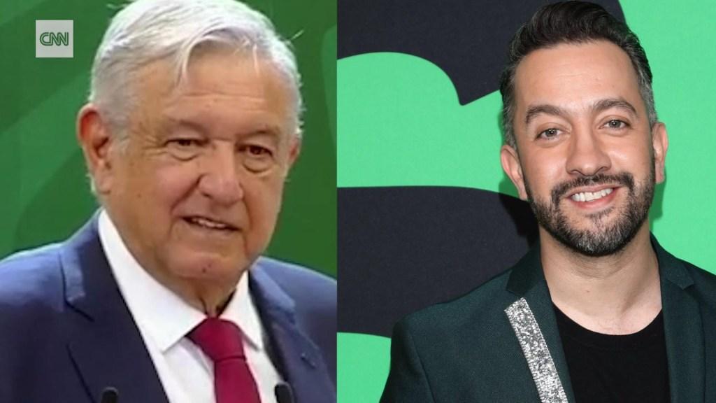 La polémica entre AMLO, Chumel Torres y Conapred