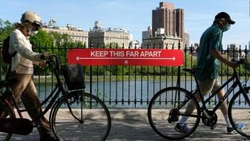 Hay escasez de bicicletas en Nueva York