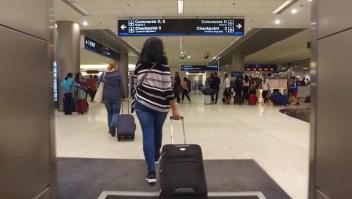 Aeropuerto de Miami ve un incremento en el tráfico aéreo