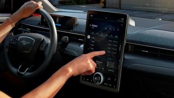 Mustang Mach-E de la Ford tendrá tecnología de manejo autónomo