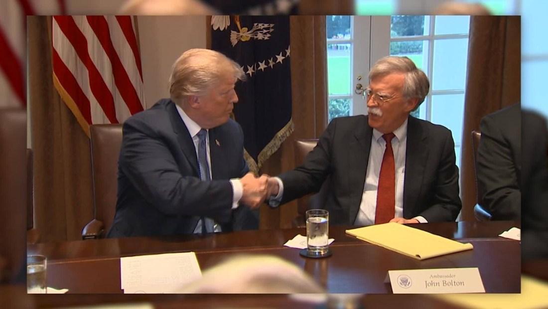 EE.UU.: Bolton dice que Trump pidió apoyo de China para asegurar su reelección