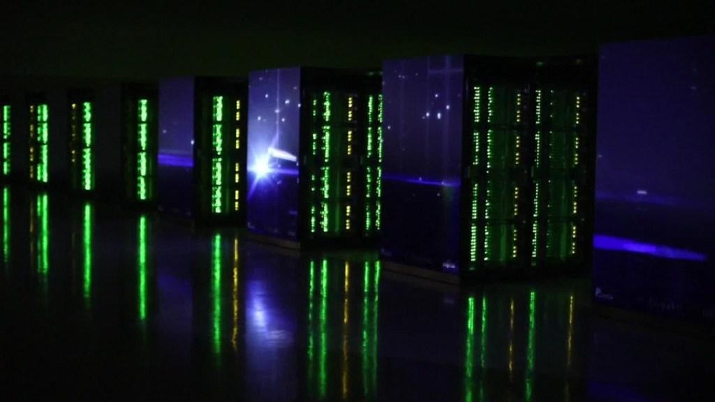 Una supercomputadora para frenar al covid-19