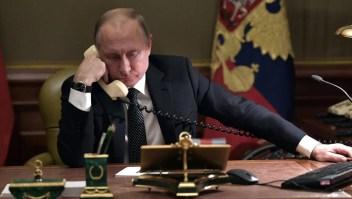 Vladimir Putin dice que Donald Trump no es manipulable