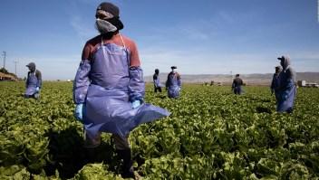 Las condiciones de los trabajadores esenciales en EE.UU.