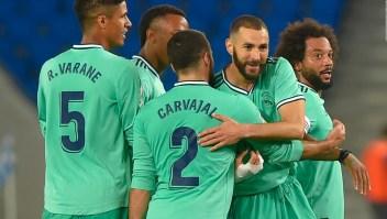 El nuevo liderato del Real Madrid vino con polémica incluida