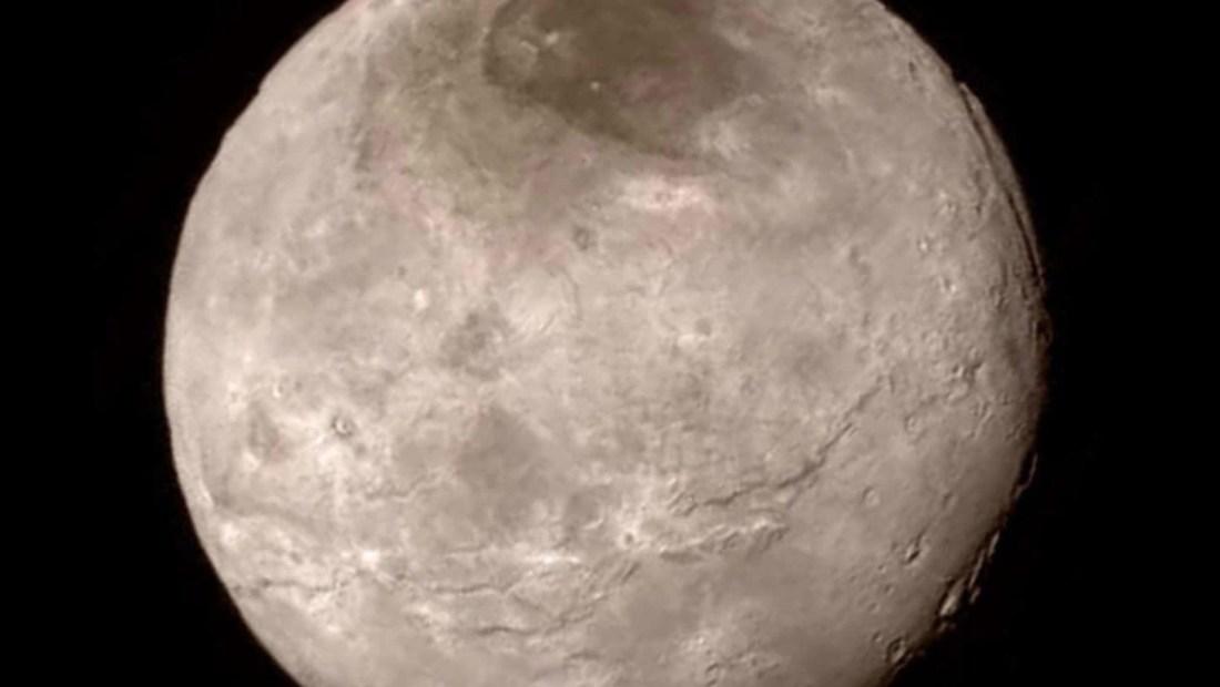 Plutón no era como lo conocemos ahora