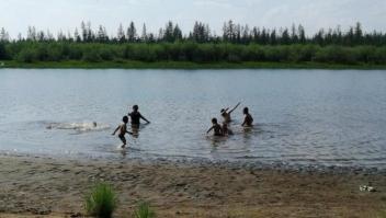 Ola de calor sin precedentes en Siberia