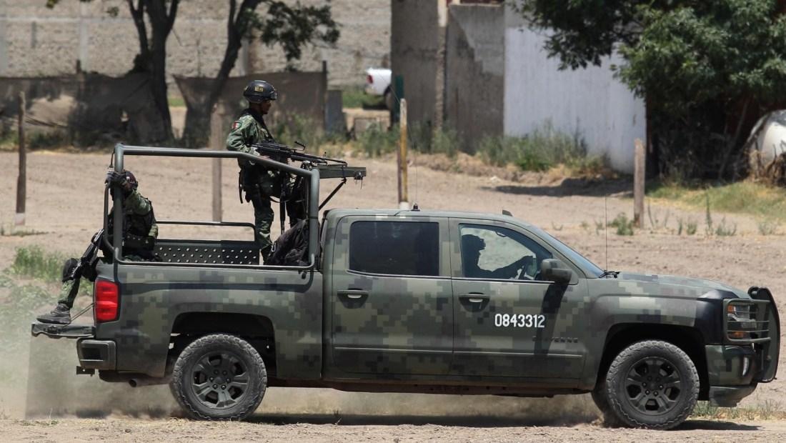 Episodios de violencia en Guanajuato, Sonora y Guerrero