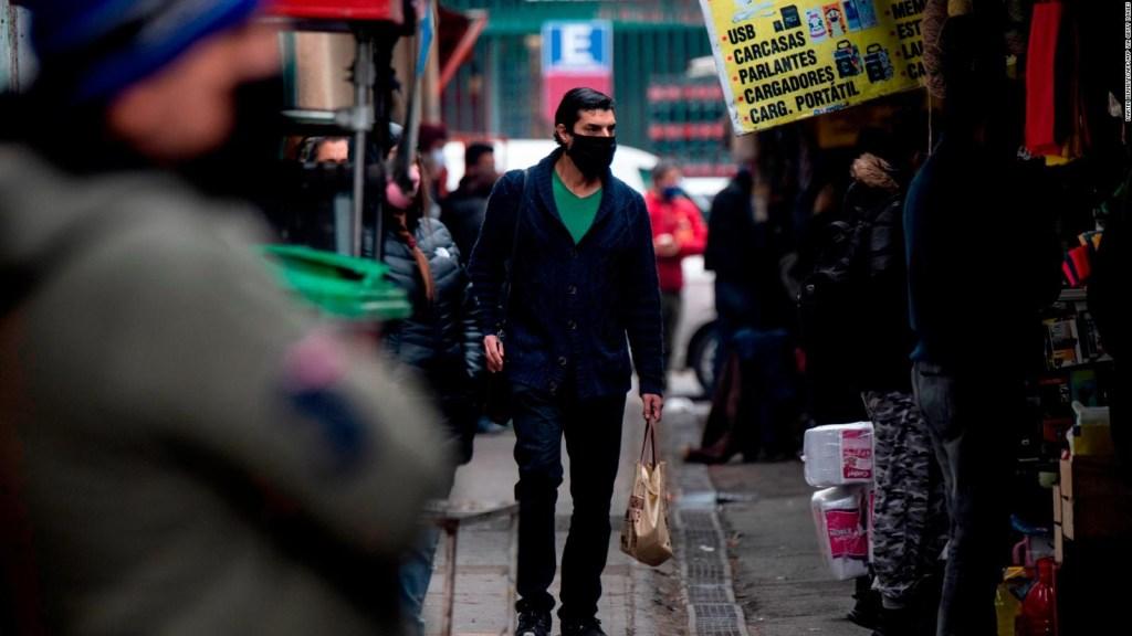 Así va la pandemia en Santiago a más de un mes de curentena