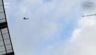 """Autoridades dicen no hay crimen por mensaje """"Las vidas blancas importan"""" en un avión"""