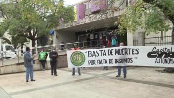 Esto exigen trabajadores de salud al gobierno de Buenos Aires