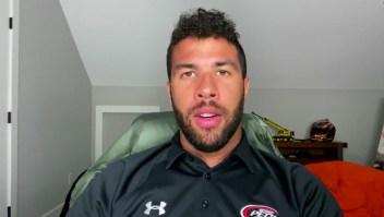Bubba Wallace habla sobre el incidente en Talladega