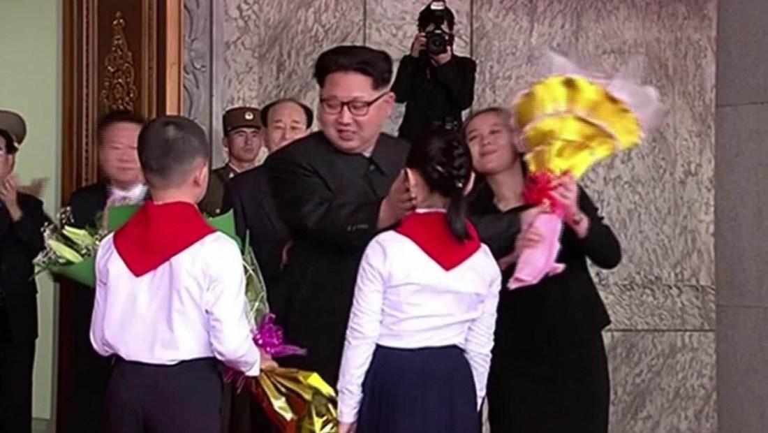 Ministro japonés sospecha sobre salud de Kim Jong Un