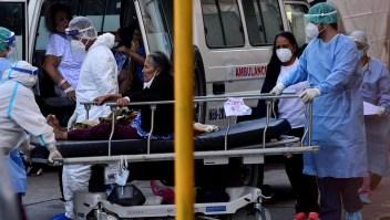 La realidad de los servicios médicos en Honduras en plena pandemia
