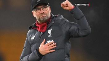 Emotivas palabras de Klopp para CNN tras título del Liverpool