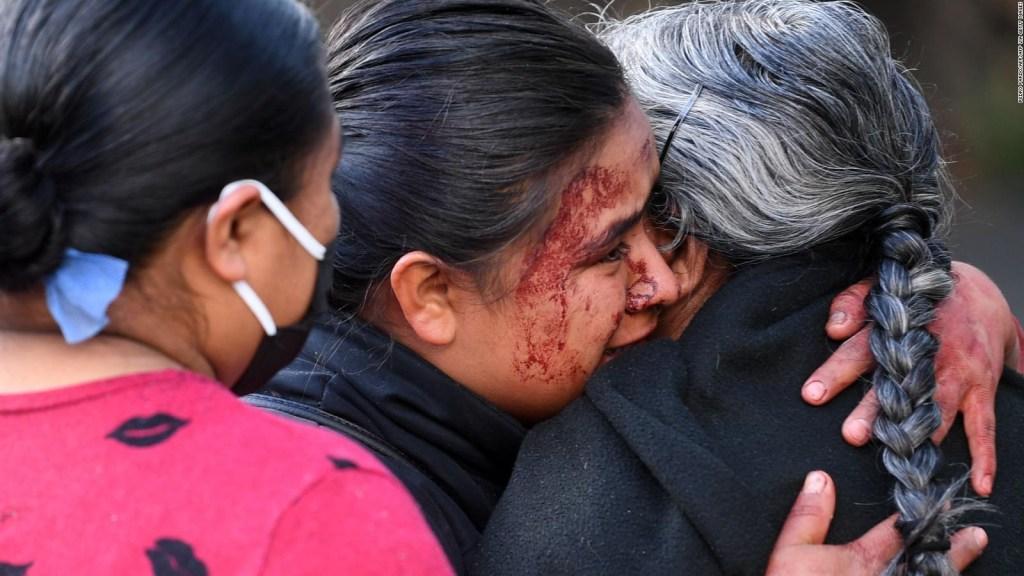Más casos de covid-19, violencia y sismo: semana difícil