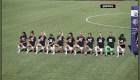 El fútbol femenino en EE.UU. protesta contra el racismo