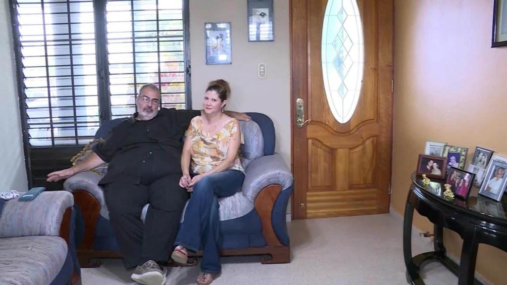 Este matrimonio quedó sin trabajo en medio de la pandemia