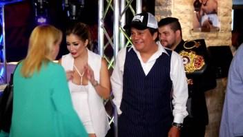 """Mano de Piedra"" Durán, hospitalizado por covid-19"