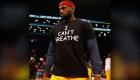 NBA: ¿mensajes sociales en las camisetas?