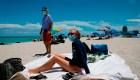 Vuelven a cerrar las playas de Miami
