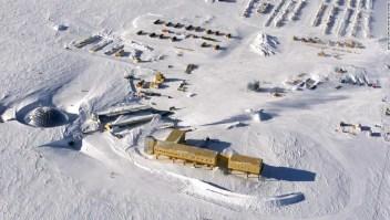 Polo Sur - clima - calentamiento global
