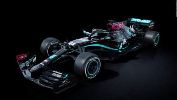 Mercedes cambió el color de su monoplaza por esta razón
