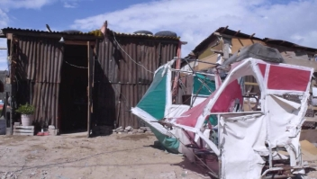 Difícil situación económica por la pandemia México