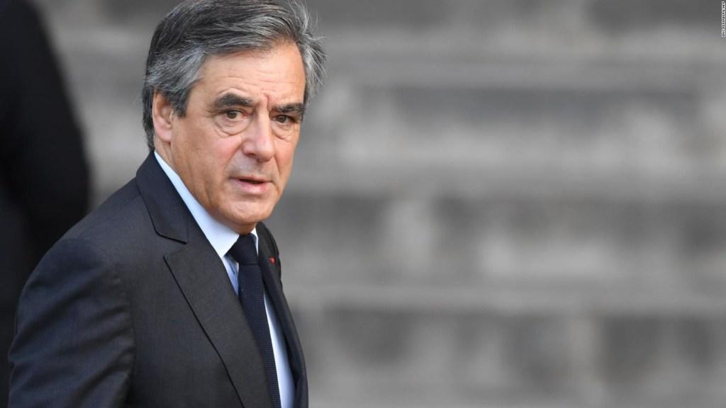 François Fillon, sentenciado a 5 años de cárcel