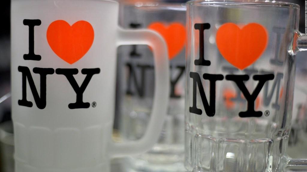 """Muere el creador del famoso logo """"I Love NY"""""""
