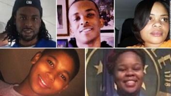 Estas son las cosas comunes y corrientes que estaban haciendo cuando fueron asesinados por la policía