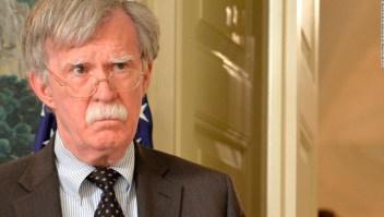 Lo que aprendimos de la sorprendente historia de John Bolton trabajando con Trump