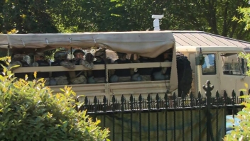 Funcionarios del Pentágono expresan preocupación cuando Trump amenaza con usar el ejército para 'dominar' a los manifestantes