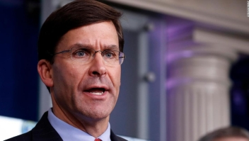 Secretario de Defensa de EE.UU. ordena la revisión de los recientes despliegues de la Guardia Nacional