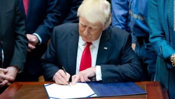 Trump espera firmar modesto decreto de reforma policial