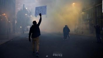 Gas lacrimógeno: ¿qué hacer si quedas expuesto?