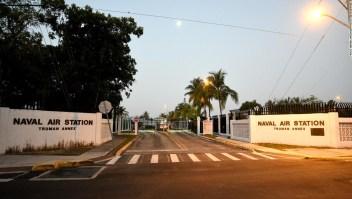 3 chinos fueron condenados a prisión por tomar fotos a una base naval de Florida