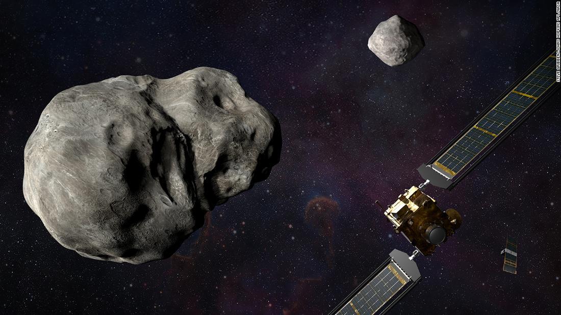 Día Internacional del Asteroide 2020: así fue la primera misión de defensa planetaria de la NASA