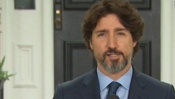 El silencio de Trudeau sobre Trump y las protestas dice más que las palabras