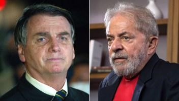 Lula da Silva pide que Bolsonaro tenga juicio político