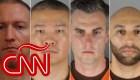 los 4 exagentes involucrados en la muerte de George Floyd, acusados y detenidos