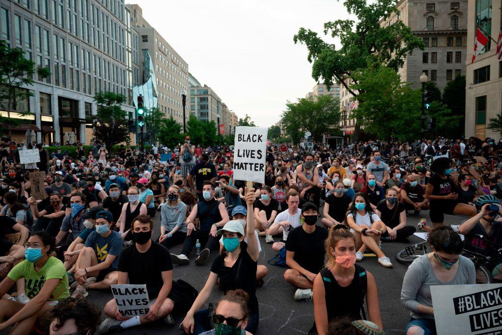 George Floyd - protestas - Washington