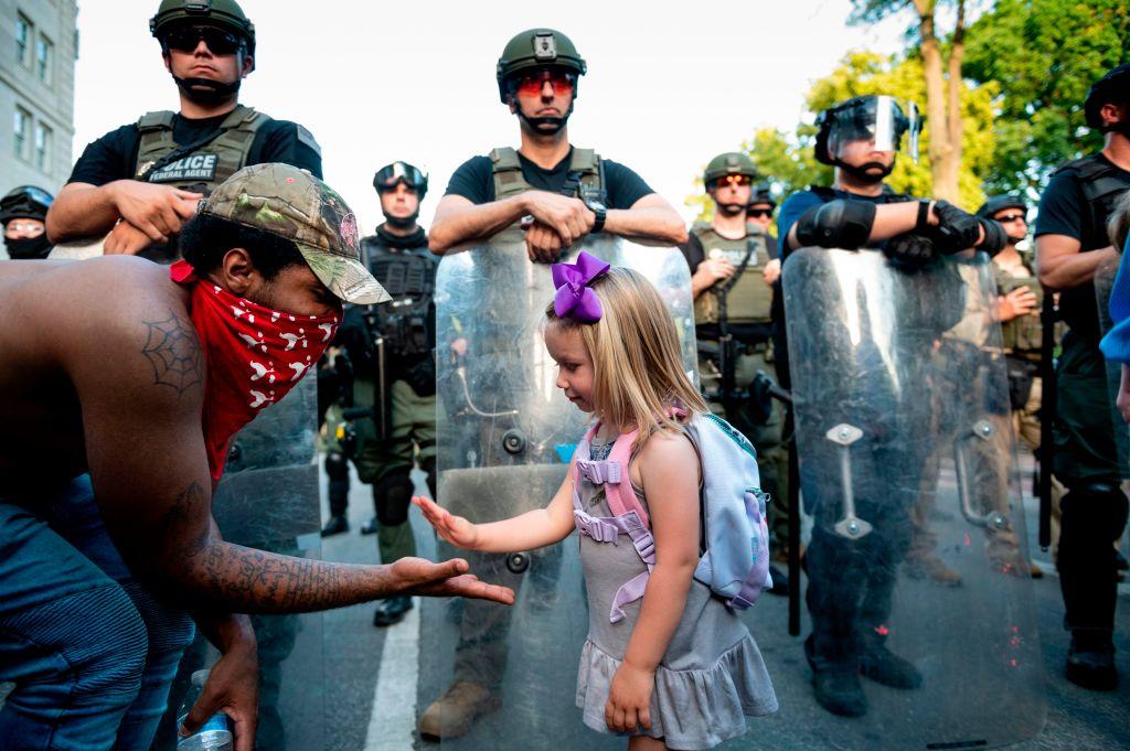 George Floyd - protestas . Washington