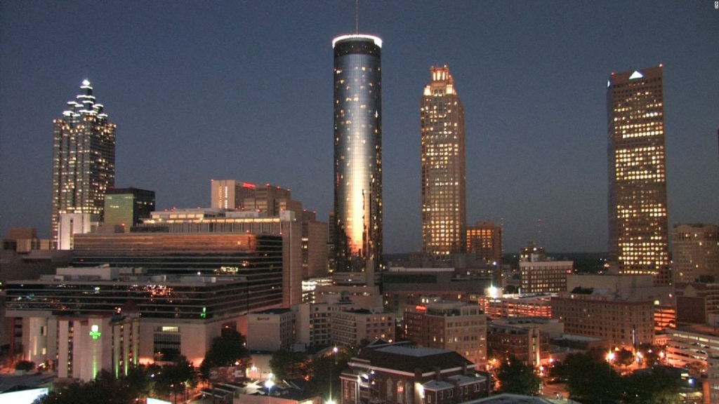 Ola de violencia sacude a Atlanta
