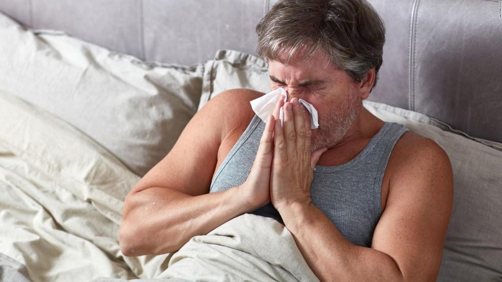 ¿Gripe o covid-19? Este síntoma te ayudaría a diferenciar