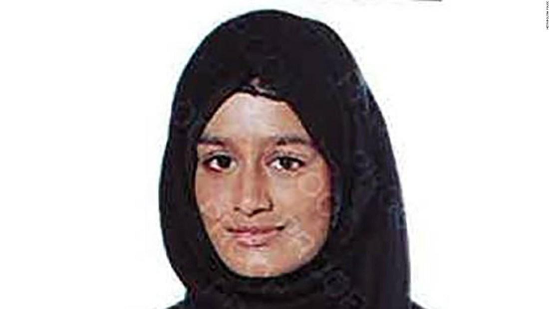 Joven que se unió a ISIS lucha por volver al Reino Unido