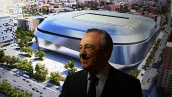 Florentino Pérez: 20 años de su llegada al Real Madrid