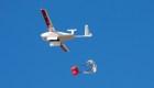 ¿Drones para entregar equipos de protección personal?