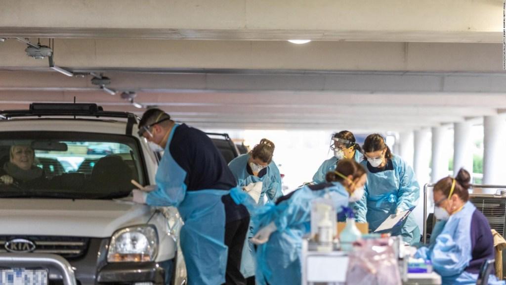 Melbourne regresa a la cuarentena por nuevos casos
