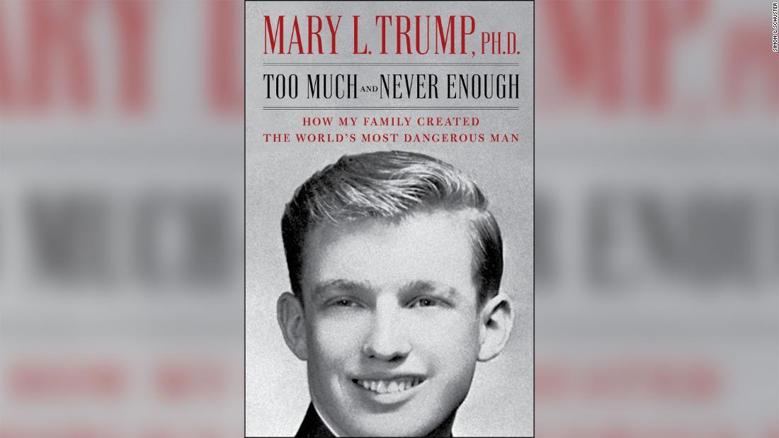 Mary Trump - libro - Donald Trump